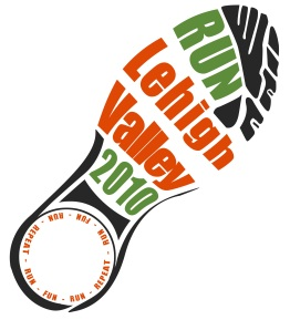 Run Lehigh Valley logo